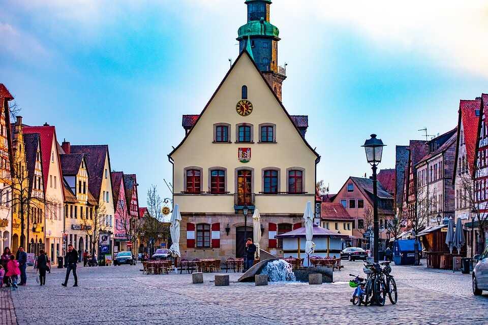 Cập nhật các thành phố ở Châu Âu được transit SIN