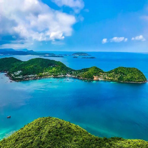 Chương trình tour Phú Quốc khách sạn 5 sao trọn gói 3 ngày 2 đêm