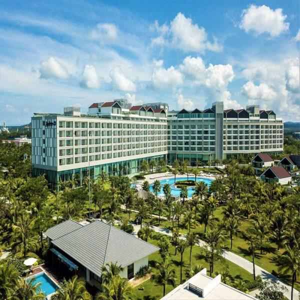 Combo khách sạn RADISSON BLU Phú Quốc 5 sao 3N2Đ