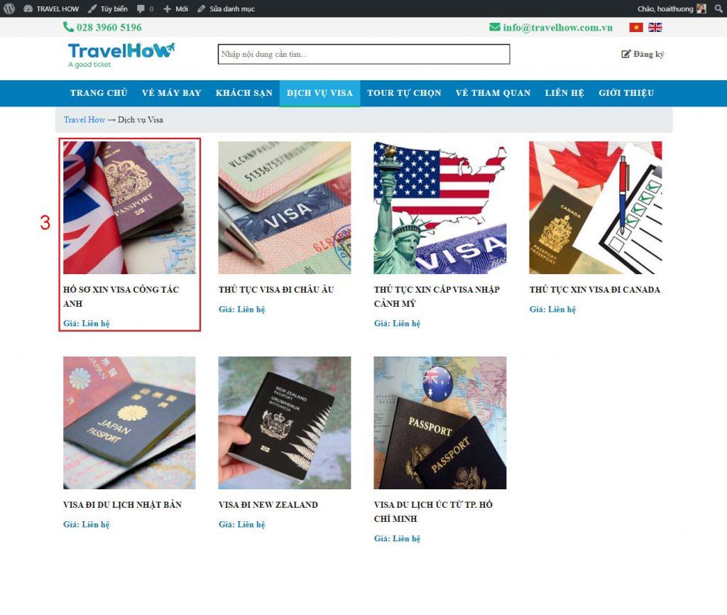 Hướng dẫn mua hàng trên website.