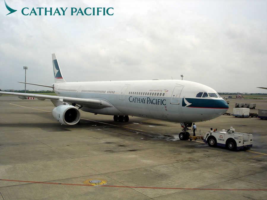CATHAY PACIFIC triển khai lịch bay dự kiến 15/07/2020 đến 31/08/2020