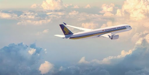 Lịch bay tháng 07 - 09/2020 của Singapore Airlines