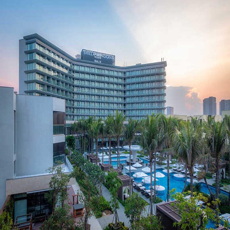 Chương trình khám phá khách sạn Resort mới khai trương ở Đà Nẵng