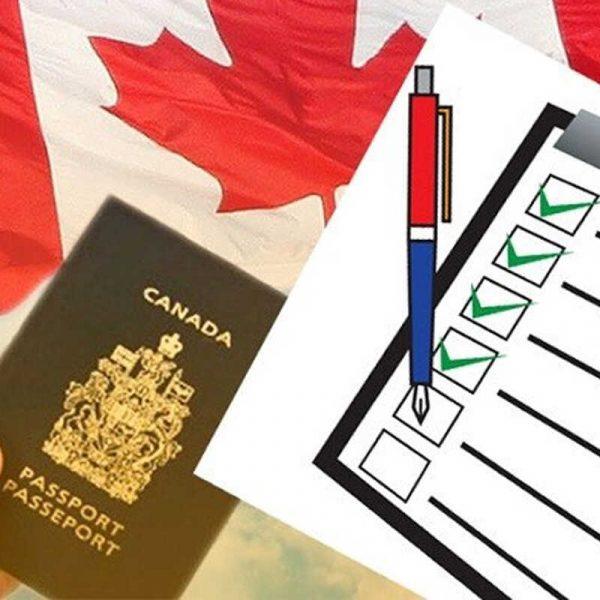 Thủ tục xin Visa đi Canada