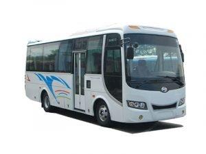 Thuê xe Isuzu Samco 29 chỗ ngồi (2017 - 2019)