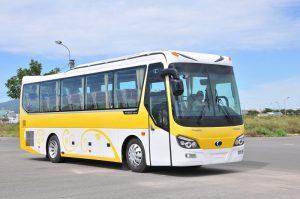 Thuê xe Thaco Town 29 đến 32 chỗ ngồi (2017 - 2019)