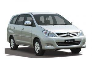 Thuê xe Toyota Innova 7 chỗ ngồi (2017 - 2019)
