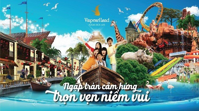 Tour Vinpearl Condotel Riverfront Đà Nẵng 5 sao 3N2Đ + tặng chuyến Vinwonder Nam Hội An