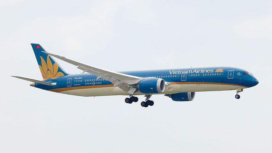 Hãng Vietnam Airlines áp dụng chương trình mua 2 vé tặng 1 vé