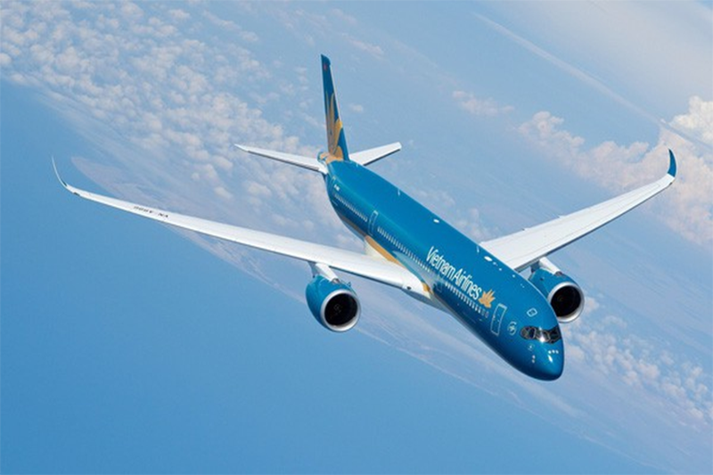 Vietnam Airlines khuyến mãi rộn ràng vé máy bay chuận bị sang thu 2020