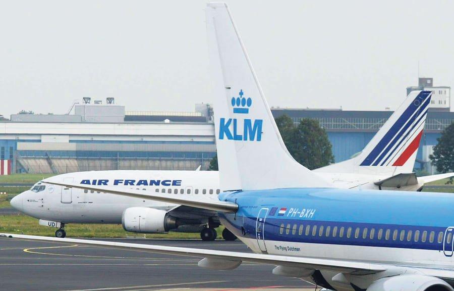 AFKLM - Thông báo khai thác lại các đường bay đến Ấn Độ