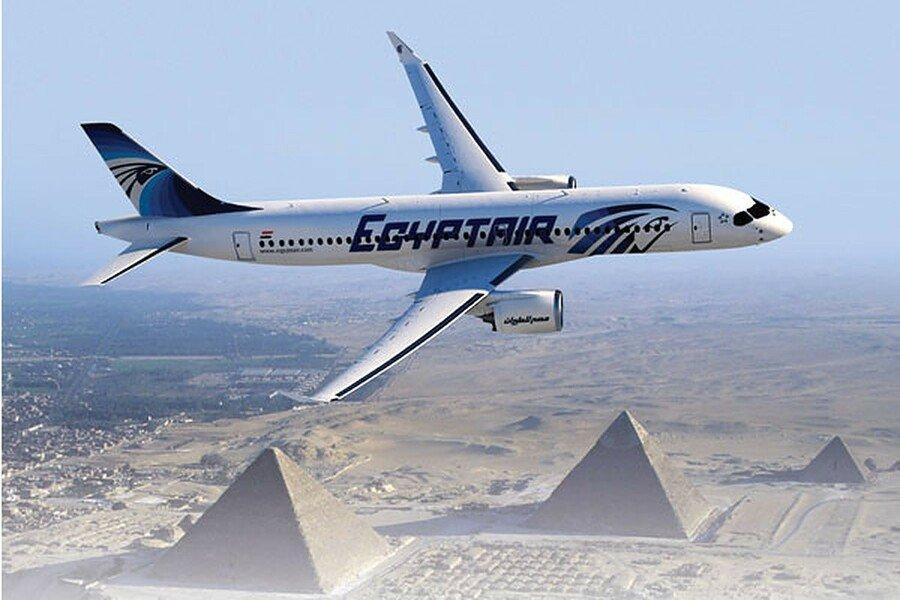 EGYPTAIR cập nhật các chuyến bay từ sân bay CAIRO