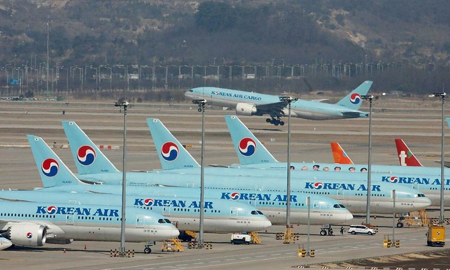 Korean Air triển khai giá khuyến mãi mới cho tuyến đường Mỹ _EFF (05/08/2020)