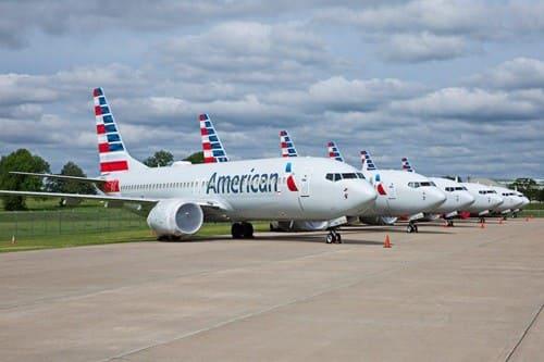 Lịch bay và chính sách miễn trừ tháng 08-09/2020 của American Airslines
