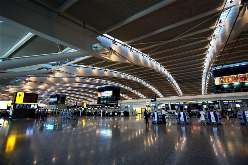Sân bay London Heathrow (Anh)