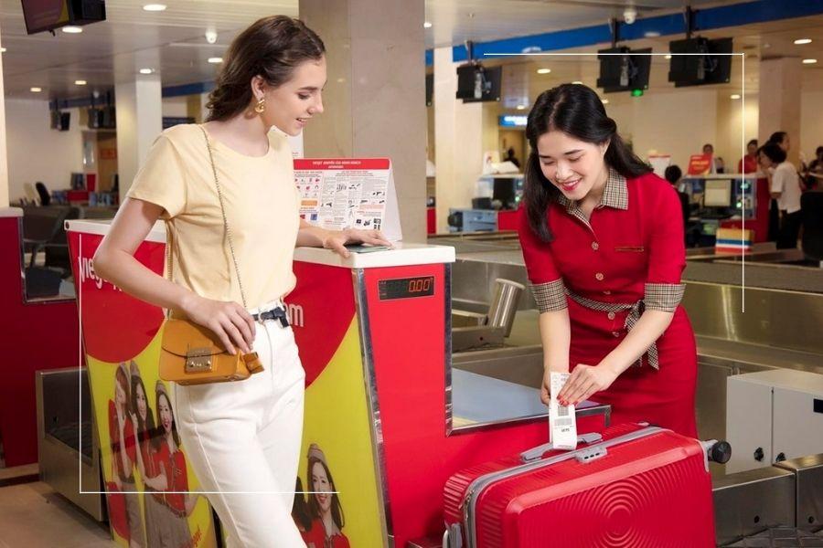 VietJet Air miễn phí 15KG hành lý ký gửi - Mở rộng áp dụng cho vé tết 2021