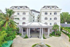 Khách sạn 4* Boulevard Phú Quốc
