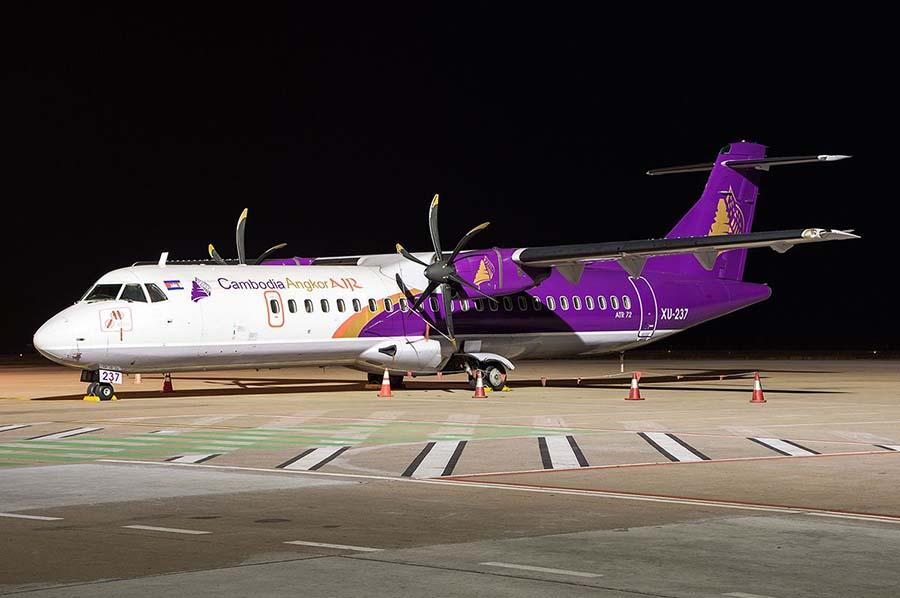 Cambodia Angkor Air thông báo cập nhật về lịch bay từ tháng 09/2020