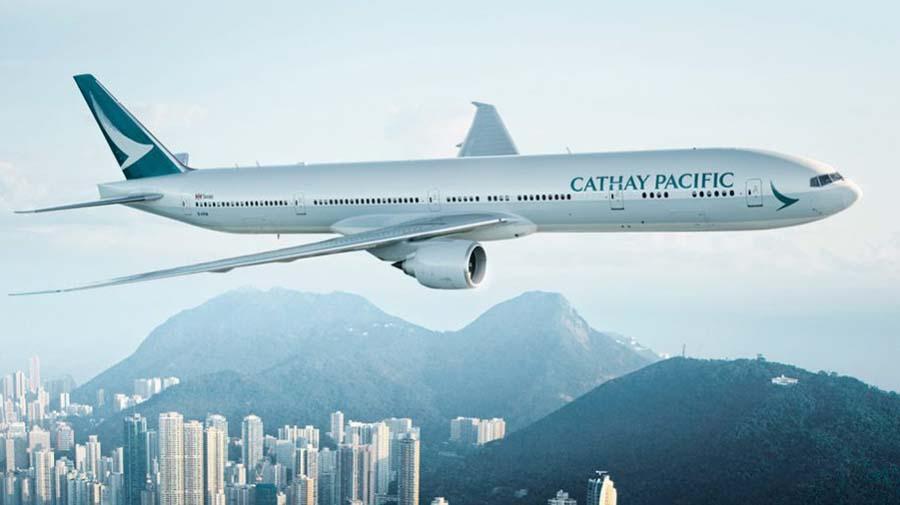 CX thay đổi lịch bay SGN - HKG - SGN từ 22/09 đến hết tháng 10/2020