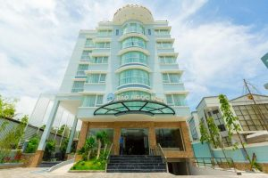 Khách sạn 3* phố Đảo Ngọc Phú Quốc