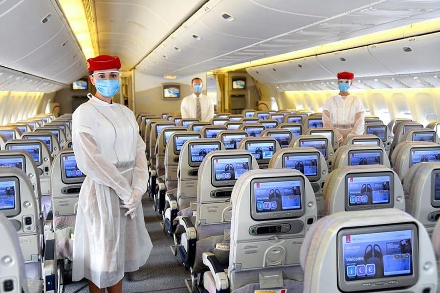 EK cập nhật các điểm đến hiện tại của Emirates [Thông báo 06]