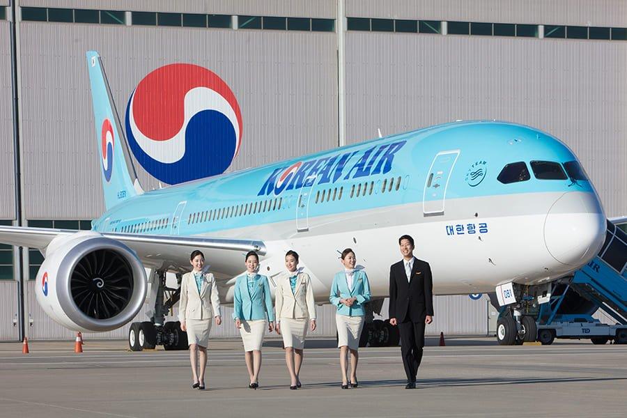 KE thông báo gia hạn chương trình cho thêm hành lý đi Hàn Quốc_EFF
