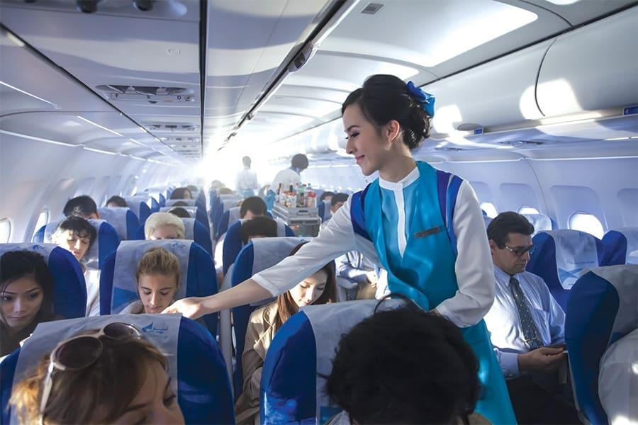PG tiếp tục khai thác chuyến bay tuyến Bangkok - Krabi từ 01/11/2020