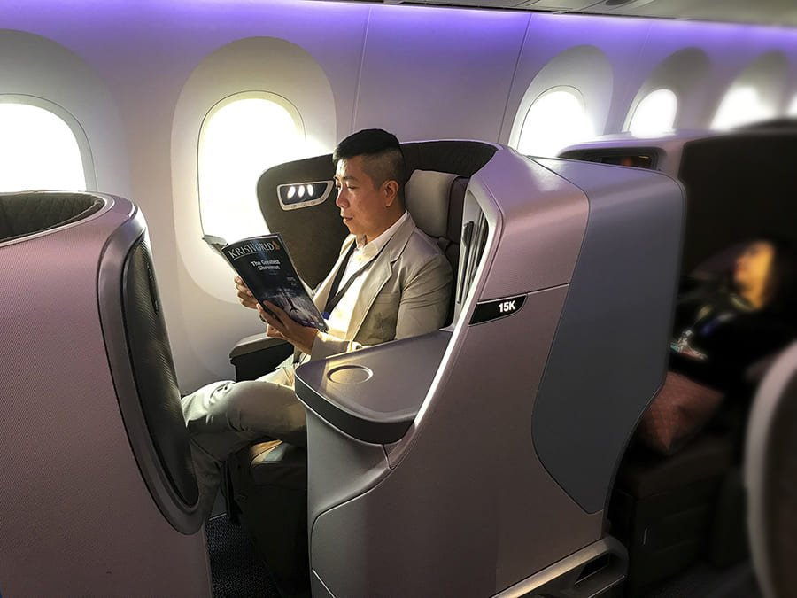 Singapore Airlines cập nhật lịch bay tuyến Châu Phi đến tháng 11/2020