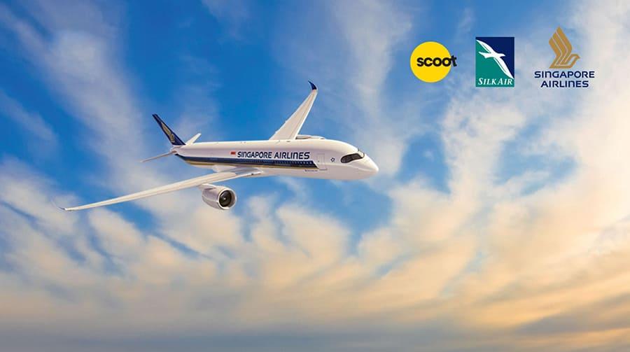 SQ thông báo lịch bay ở một số tuyến đường đến tháng 11/2020