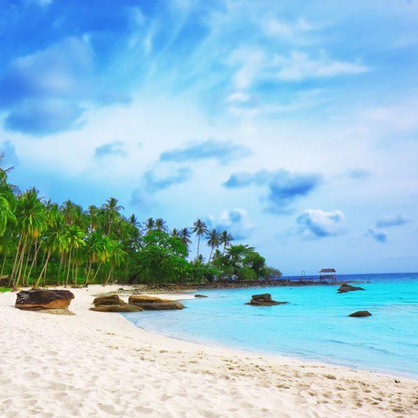 Tour ghép MALDIVES Phú Quốc 4N3Đ khách sạn/Resort 3-5 sao