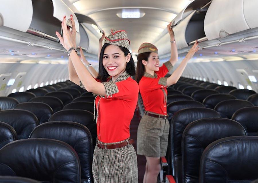 VietJet Air khai thác trở lại 03 đường bay Quốc tế từ 28/09/2020
