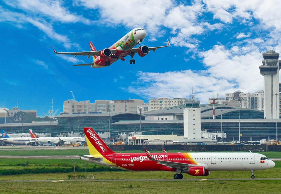 Vietjet Air thông báo lịch bay quốc tế tháng 09 - 10/2020