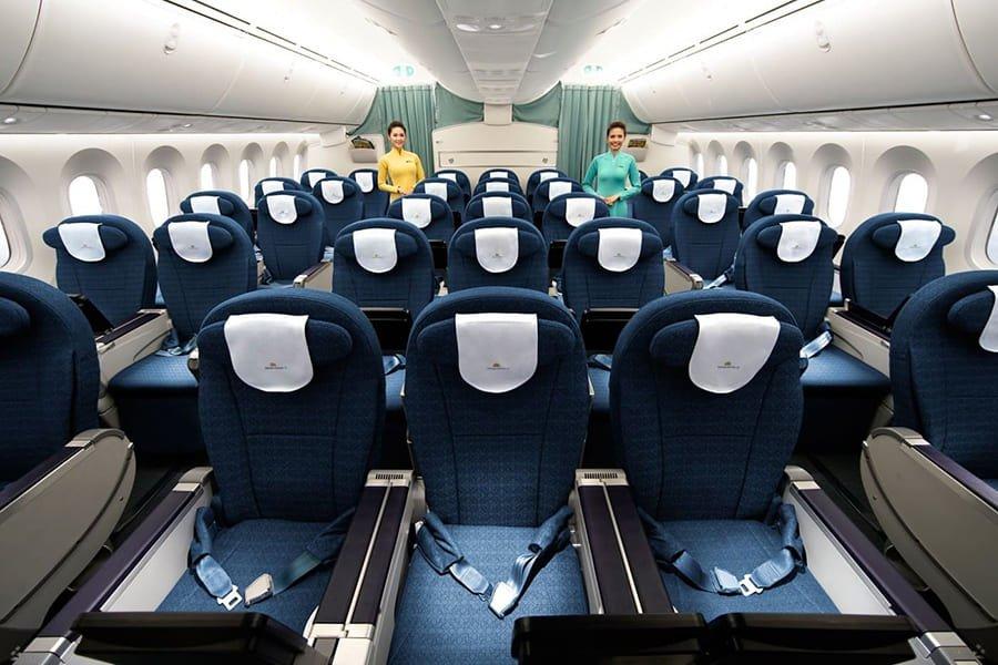 Vietnam Airlines thông báo giá hành trình HAN VN x/FRA VN LON