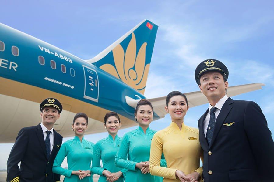 Vietnam Airlines triển khai chương trình bán Combo 2 vé khứ hồi đến và đi từ Côn Đảo