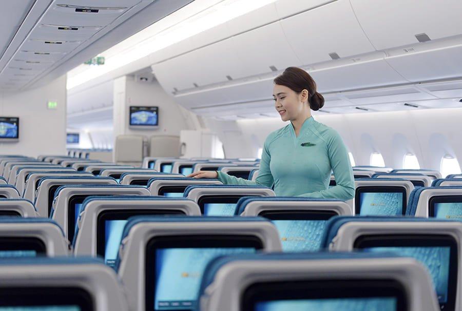 VN thông báo mở bán chuyến bay ICN - HAN ngày 25/09
