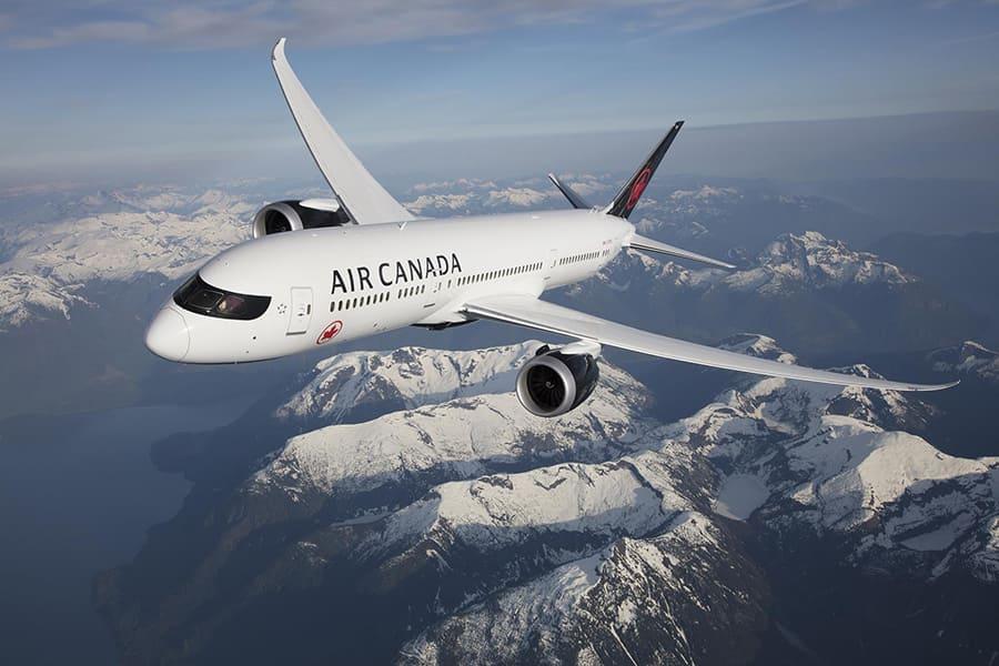 Air Canada cập nhật lịch bay mùa đông tuyến HKG - Canada