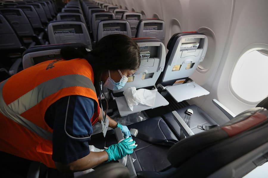 American Airlines cập nhật thông tin bay mùa Covid-19