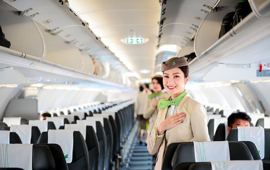 Bamboo Airways thông báo khai thác một số đường bay Nội Địa mới