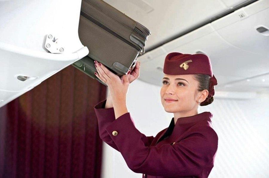"""Chương trình """"Tặng hành lý - Gửi yêu thương"""" của Qatar Airways"""