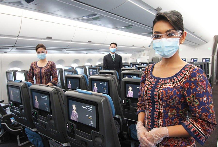 SQ thông báo cho phép hành khách từ Việt Nam nhập cảnh với Air Travel Pass
