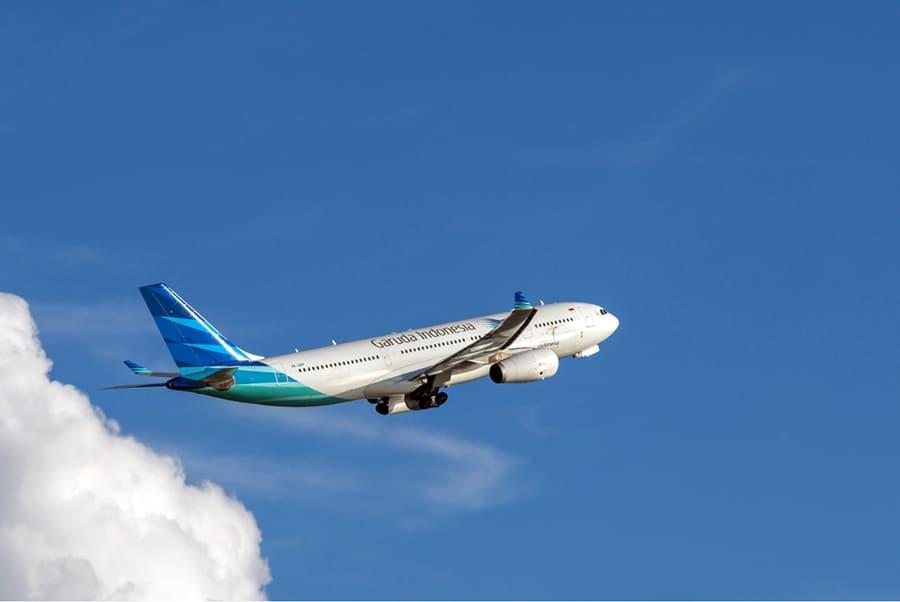 Garuda Indonesia thông báo lịch bay quốc tế vào tháng 11/2020