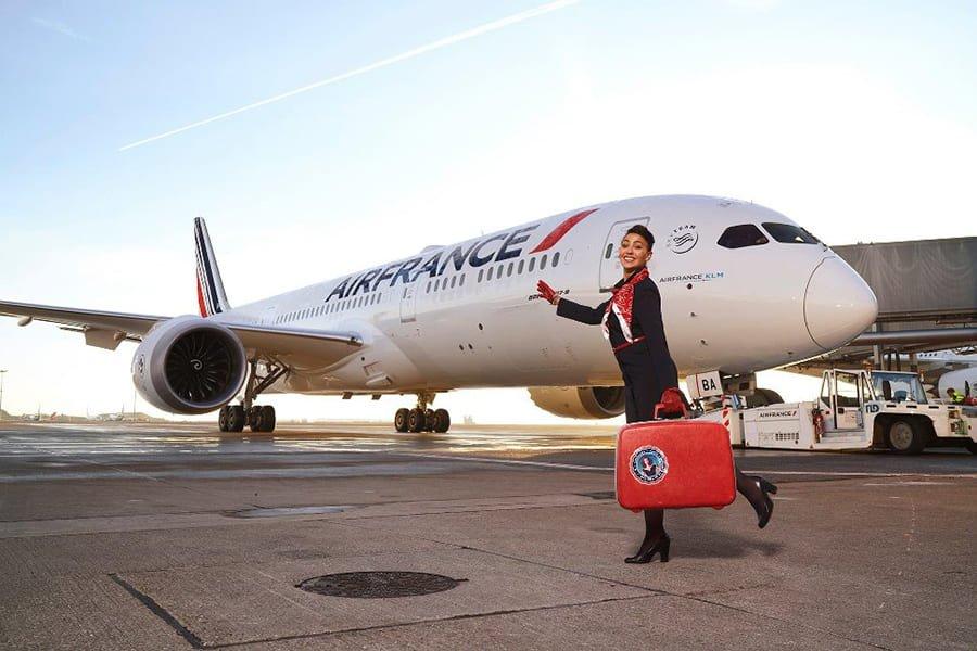 Hãng AirFrance KLM cập nhật lịch bay mùa Đông (11/2020 - 03/2021)