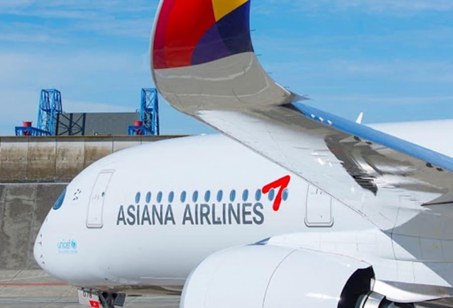Hãng Asiana Airlines cập nhật lịch bay tuyến SGN - ICN trong tháng 12/2020