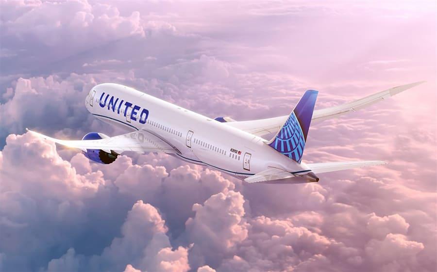 Hãng United Airlines thông báo khai thác lại các chuyến từ JFK (New York)