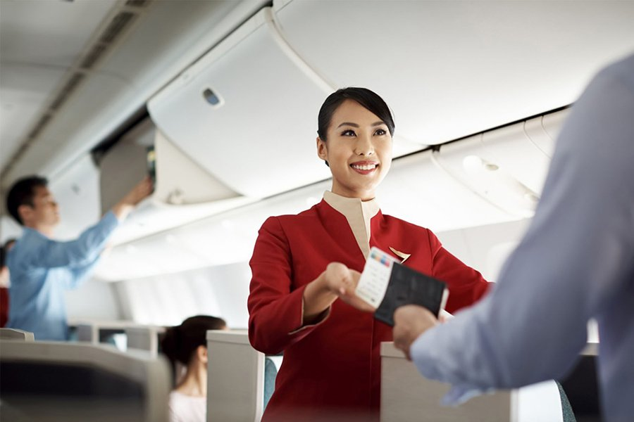 Triển khai giá cực tốt dành cho thuyền viên khi bay cùng CX