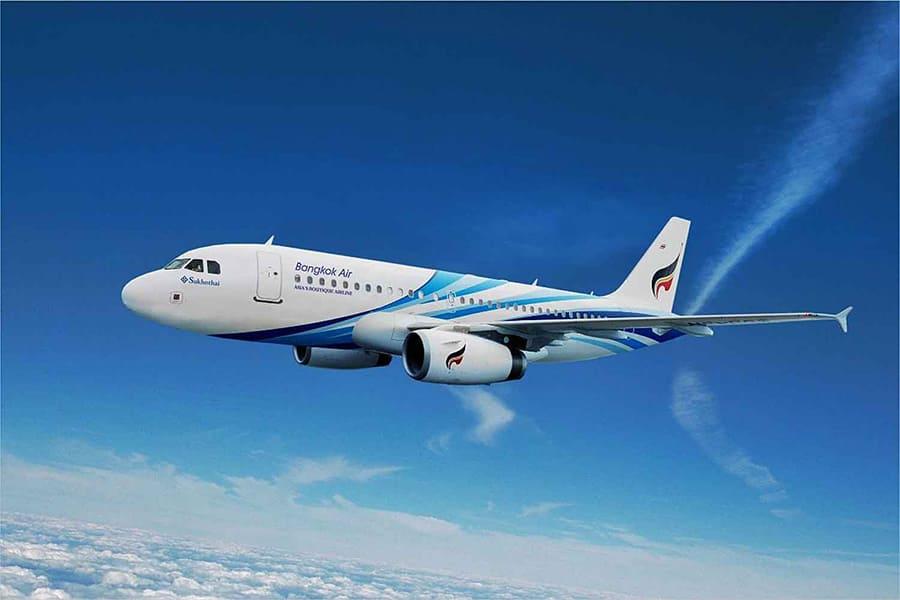 Bangkok Airways cập nhật đường bay mới tuyến BKK - MAQ/HDY/KKC