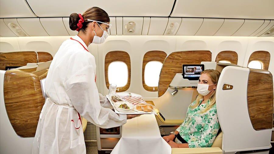 Emirates cập nhật các điểm đến trong mạng lưới bay của Emirates [Thông báo 13]