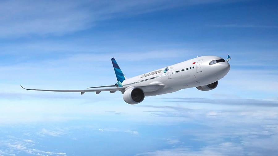 Garuda Indonesia thông báo lịch bay quốc tế vào tháng 12/2020