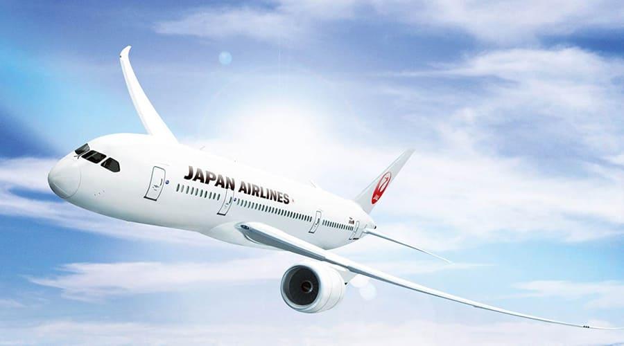 Japan Airlines cập nhật lịch bay tháng 02/2021 dành cho chuyên gia