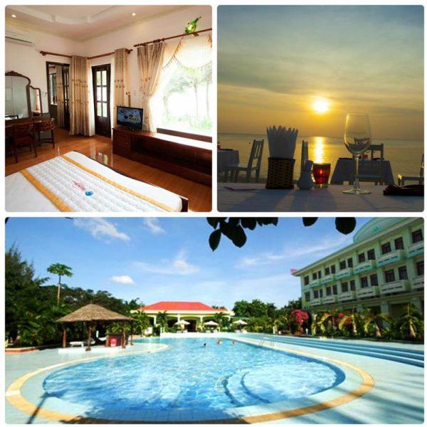 Tour trọn gói đi Phú Quốc từ Sài Gòn 3N2Đ khách sạn 3 sao